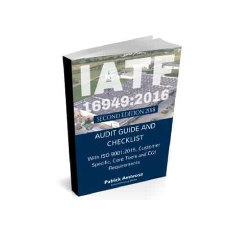 IATF 16949:2016 Audit Guide and Checklist 2nd Edition