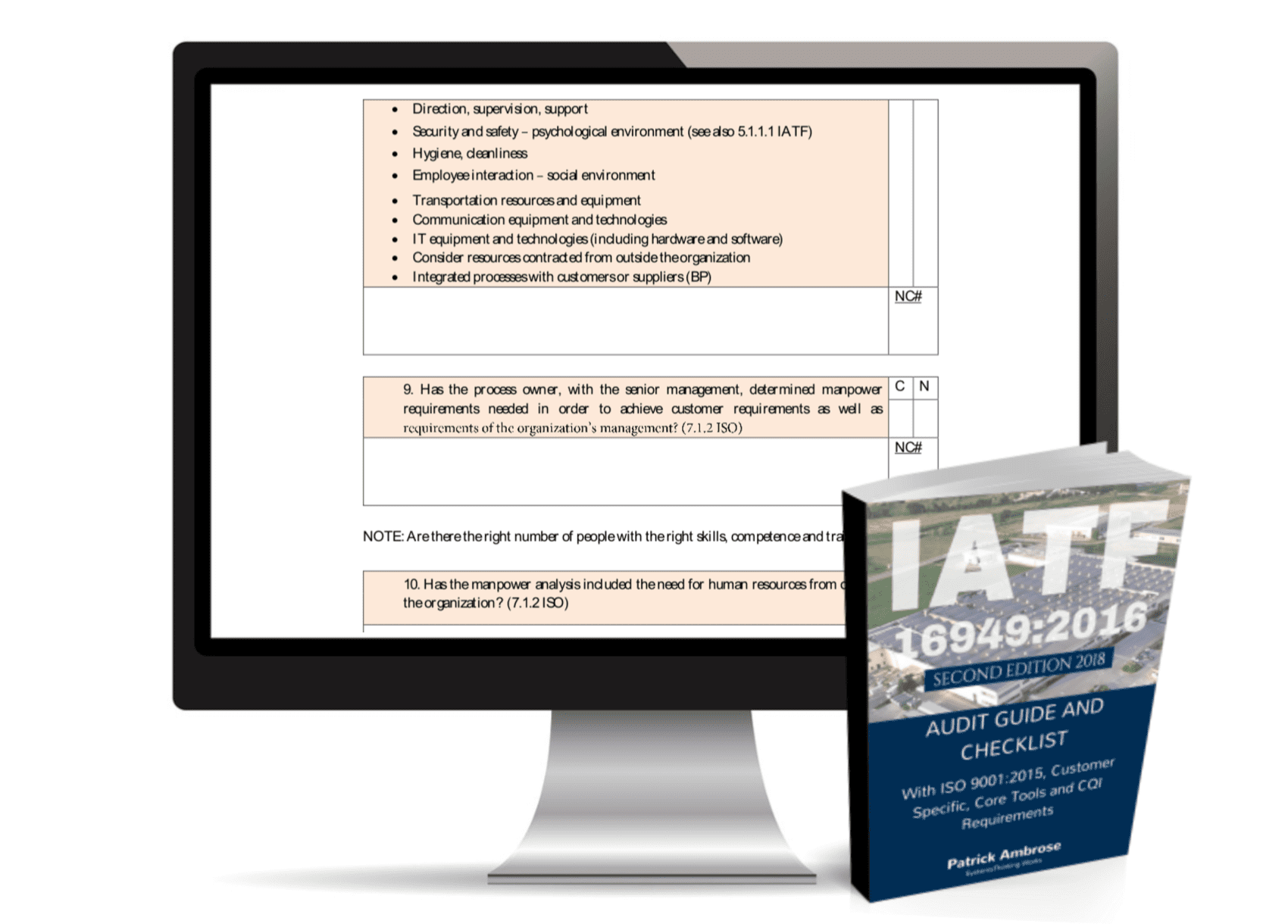 IATF Audit Guide and Checklist